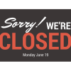 Modified hours June 26th week - click for more!